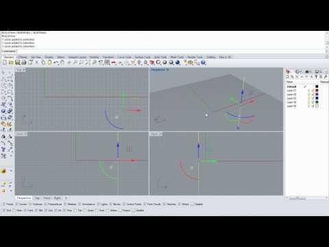 Rhino 01 - User Interface Customization