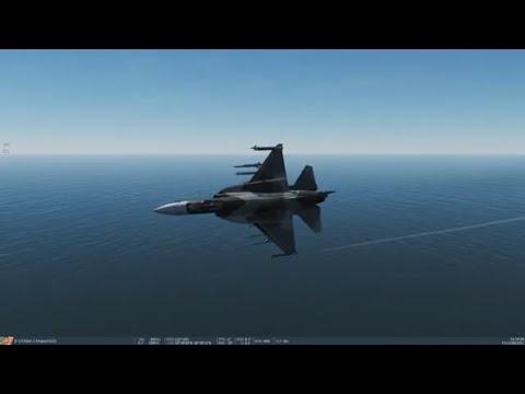 JF 17 - Some ground attack fun!!!