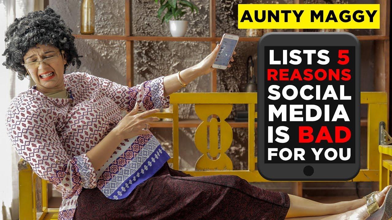 Online aunty