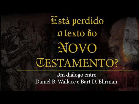A Credibilidade Textual do NT - Daniel Wallace e Bart Ehrman (Debate)