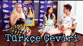Ruggero ve Karol röportajı türkçe çeviri 💫💓