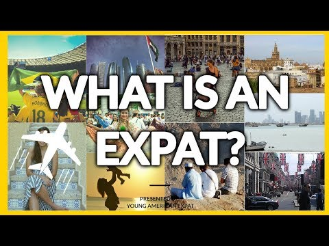 "The meaning behind ""expat"" or expatriate"