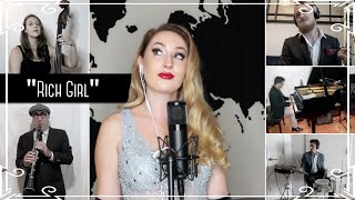"""Rich Girl"" (Hall and Oates) Jazz Cover by Robyn Adele Anderson"
