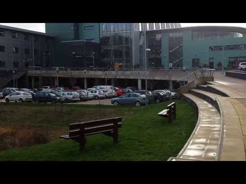 Sheffield City College, environmentally futuristic building, UK