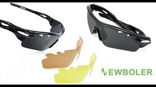 видео Солнцезащитные очки для активного образа жизни