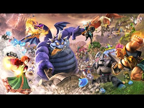 Dragon Quest Heroes II: Primeira Gameplay