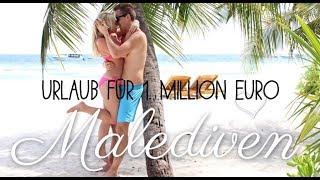 Traumurlaub Malediven für 1. Million Euro