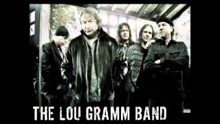 the lou gramm band + the lou gramm band