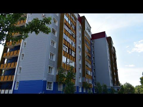 Однокомнатная квартира в болгарском доме / г. Оренбург ул. Центральная д. 20б