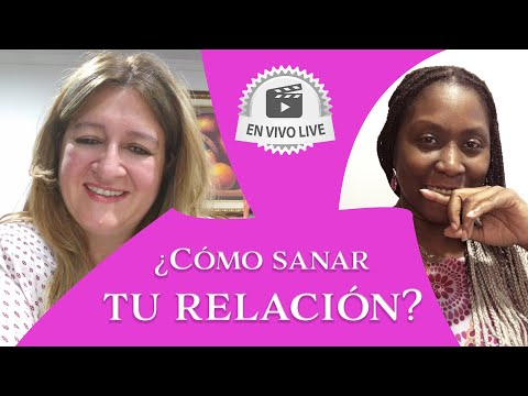 ¿Cómo sanar tu Relación? *** Dra. Frauky Jimenez Mazo *** EnvivoLive