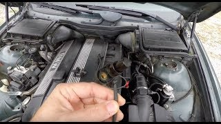 BMW E46 E39 Z3 X3 X5  P0340 Crank But No Start And Random Engine Stalling Fix