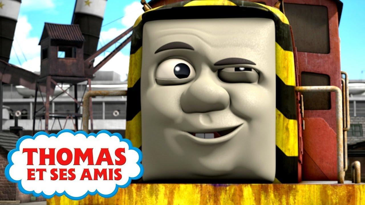 Thomas et ses amis en fran ais un bruit dans le brouillard pisode complet s18 e417 youtube - Thomas et ses amis dessin anime ...