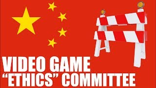 China Just Loves To Censor ALL Media, Including Video Games