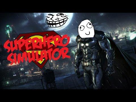 BEST GAME IN EXISTENCE!   Superhero Simulator