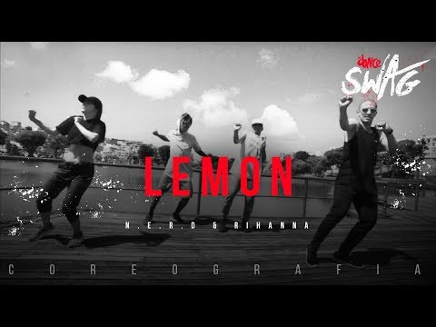 Lemon - N.E.R.D & Rihanna | FitDance SWAG (Choreography) Dance Video