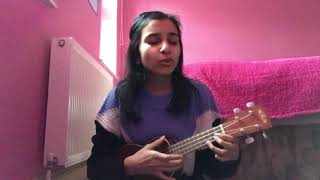 Miley Cyrus, Mark Ronson - Nothing Breaks Like A Heart (ukulele cover) Video