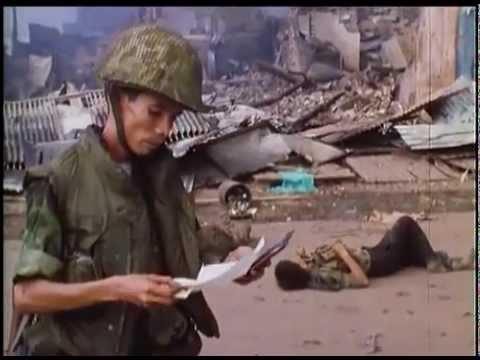 Vietnam  War Airborne  1968