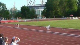 Чемпионат ВУЗов 2015 лето 400 м.