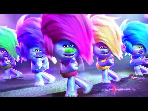 "TROLLS World Tour ""KPOP Trolls"" Trailer (NEW 2020)"