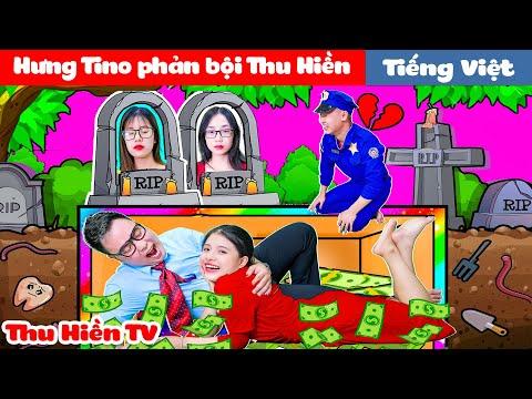 HƯNG TINO PHẢN BỘI THU HIỀN 💕 Phim Cổ Tích Đời Thực Tập 61 💕Thu Hiền TV