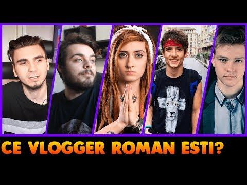 ✔Ce Vlogger Roman Esti?(Test De Personalitate)