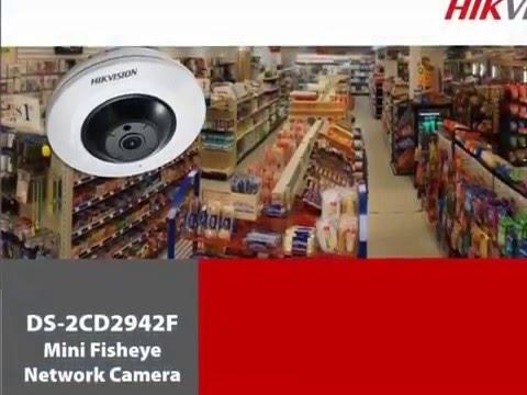 hikvision-fisheye-ip-camera