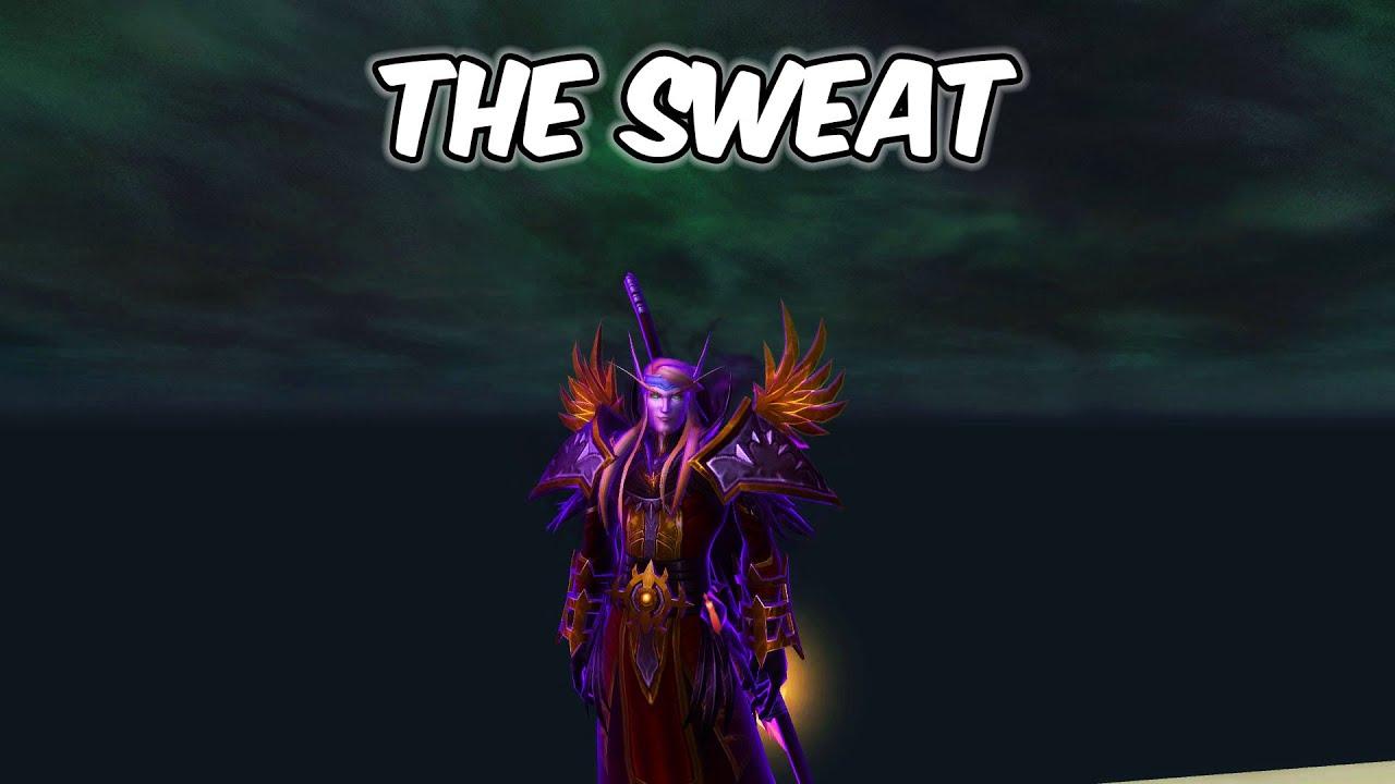 THE SWEAT - Shadow Priest PvP - WoW Shadowlands 9.0.2
