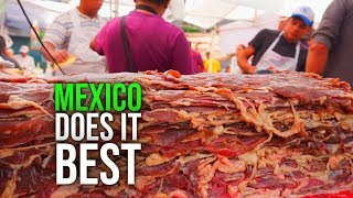 Things Mexico DOES BETTER Than Anywhere Else (Food included!) thumbnail