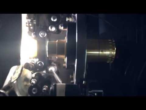 Interstellar 70mm Film Projection