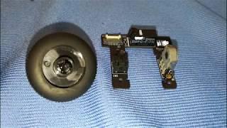 Ремонт колеса мышки Logitech G603