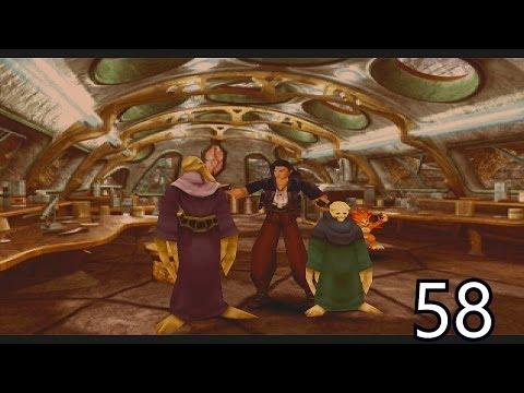 Final Fantasy VIII Walkthrough Part 58 - Dark Matter, Unlimited Rosetta Stones & Shumi Village HD