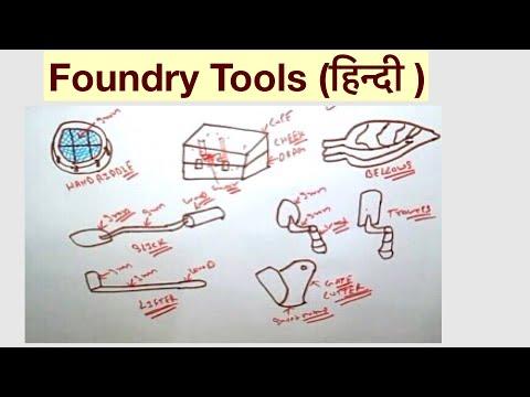 Foundry Tools (हिन्दी )