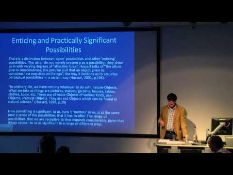 Phenomenonology, Naturalism and the Sense of Reality