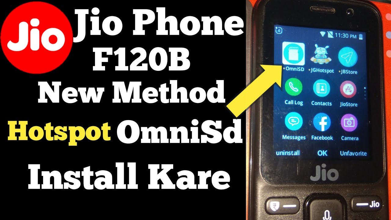 How to install omnisd in jio phone – MoreSearch