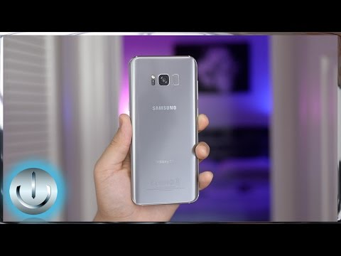 Samsung Galaxy S8+ Silver - Review | To Infinity and Beyond!