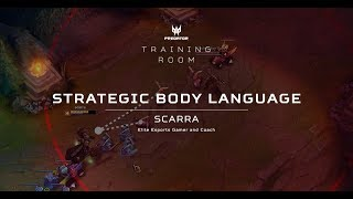 Predator | Training Room | Body Language in League of Legends