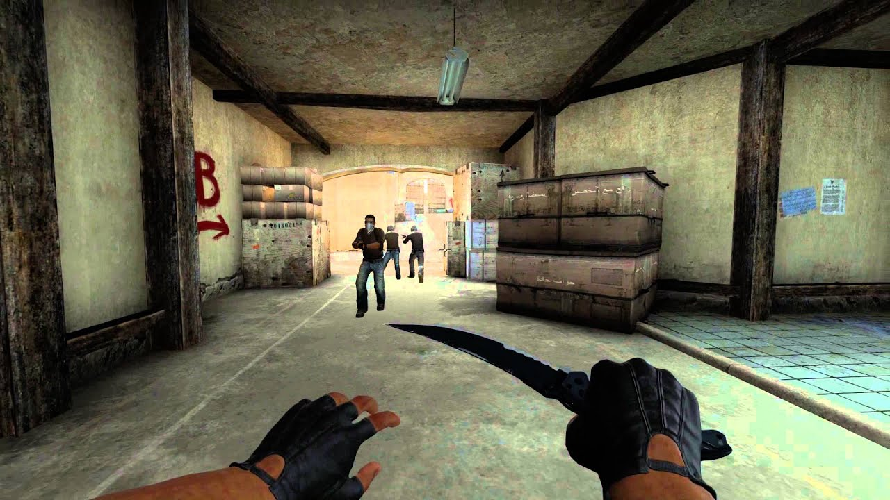 how to make footsteps louder in cs go