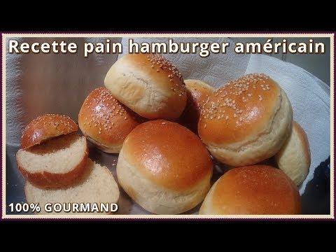 recette-de-pain-à-hamburger