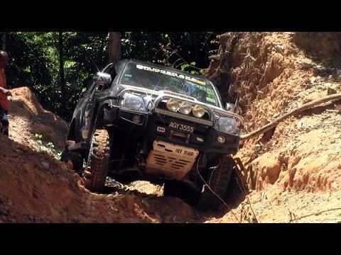 Ekspedisi 4x4 | Polis Daerah Perak Tengah | PORT | Hutan Paya Besar, Beruas, Perak