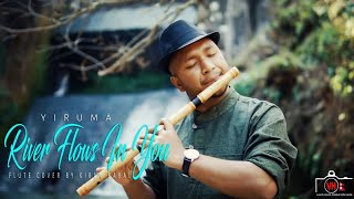 River Flows In You - Yiruma (Soulful Bamboo Flute Cover by Kiran Baral)