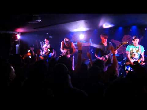 Alesana - Hand In Hand With The Damned Live Praha 2012 mp3