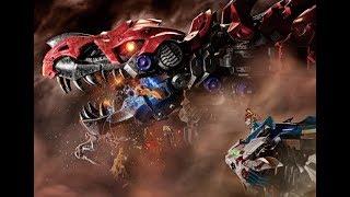 Liger vs Rex - Zoids Wild Final Battle AMV