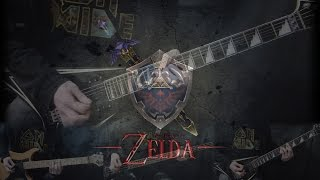 Legend of Zelda - Main Theme ( Rock / Metal Version ) By Stéphane L
