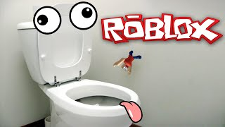 Roblox Adventures / Don't Fall in the Toilet Obby / Into the Toilet We Go!