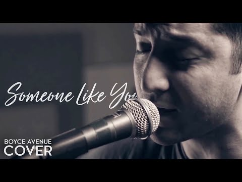 Someone Like You - Adele (Boyce Avenue acoustic cover) on Spotify & Apple