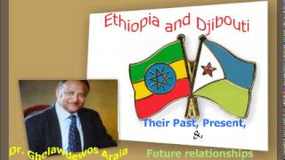 Panel discussion with Dr. Ghelawdewos Araia on Ethiopia and Djibouti relationships