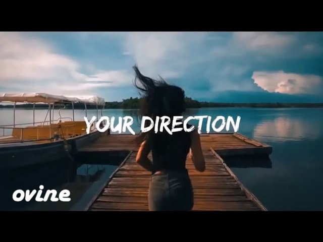 E.M.Ø - Direction ft. Ed Sheeran & Sia (Lyric Video)