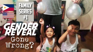 Gender Reveal (gone wrong) American in the Philippines