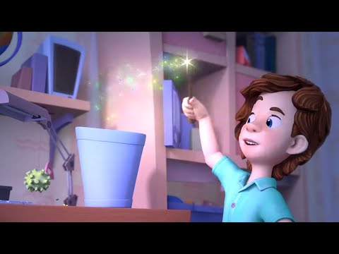 The Fixies | Tom And The Magic Wand | Cartoons For Kids