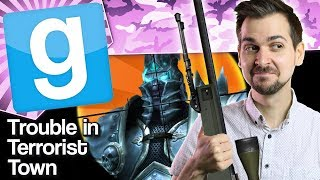 HOW TO GET AWAY WITH MURDER | Gmod TTT thumbnail